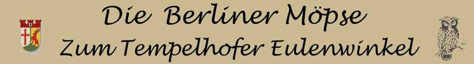 Gästebuch Banner - verlinkt mit http://www.berlinmops.de